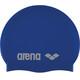 arena Classic Silicone badmuts blauw